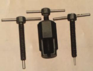 ESTRATTORE PER ALBERI  2/3,2mm