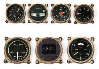 Strumenti classici per cockpit scala 1/4