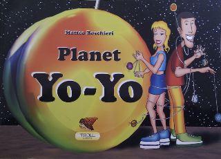 LIBRO Yoyo'  PLANET YOYO