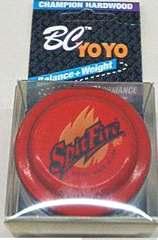Yoyo' BC SPITFIRE        LEGNO
