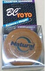 YoYo' BC THE NATURAL     LEGNO