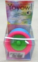Yoyo' GOMMA C/CUSCINETTO  60mm