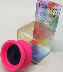 Yoyo' GOMMA C/BOCCOLA     60mm