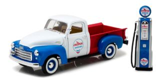GMC 150 CON DISTRIBUTORE  1/18 CHEVRON 1950