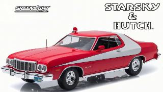 STARSKY & HUTCH FORD 1976 1/18 GRAN TORINO SERIE TV