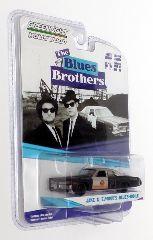 Dodge Monaco Blues Brothers sporcata 1/64 1980 Bluesmobile