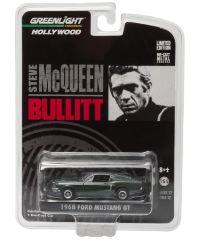 Ford Mustang GT Fastback 1968 1/64 Steve McQueen Film Bullit