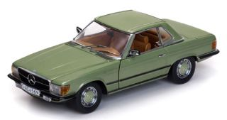 MERCEDES BENZ 350 SL      1/18