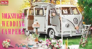VOLKSWAGEN SAMBA WEDDING  1/12 1962 VERSIONE PER MATRIMONI
