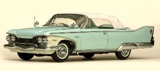PLYMOUTH FURY CONVERTIBLE 1/18