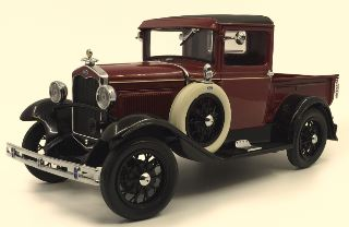 FORD MODEL A PICKUP 1931  1/18