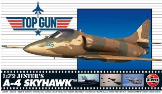 Top Gun Jesters A-4 Skyhawk 1/72