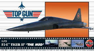 Top Gun F5-E Tiger II THE MIG 1/72