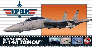 Top Gun F14A  Mavericks F-14A 1/72