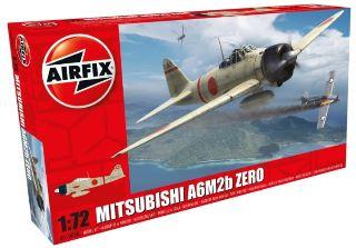 MITSUBISHI ZERO A6M2b     1/72