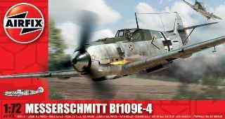 MESSERSCHMITT BF109E      1/72