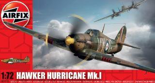 HAWKER HURRICANE MK1      1/72