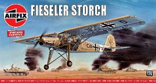Fiesler Storch 1/72