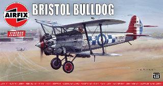 Bristol Bulldog 1/72