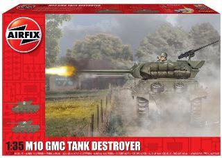Carro M10 GMC Tank Destroyer 1/35