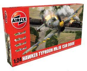 HAWKER TYPHOON Mk1B       1/24