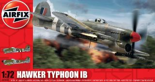 HAWKWER TYPHOON           1/72