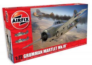 GRUMMAN MARTLET MK.IV     1/72