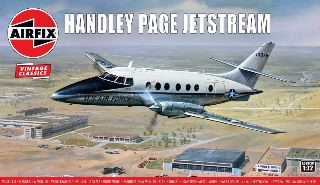 Handley Page Jetstream 1/72 US Air Force