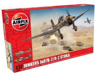 JUNKERS JU87B2/R-2 STUKA  1/72
