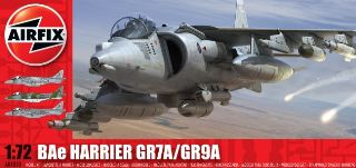 BAe HARRIER GR7A/GR9A     1/72