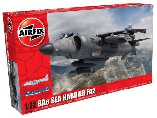 BAE SEA HARRIER FA2       1/72
