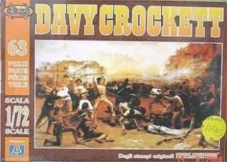 DAVY CROCKETT             1/72