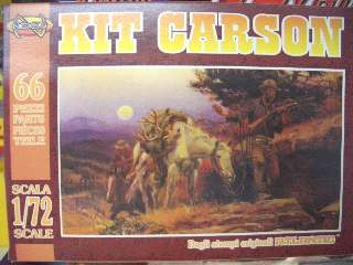 KIT CARSON 66 pz          1/72