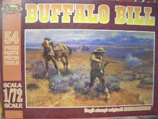 BUFFALO BILL 54 pz        1/72