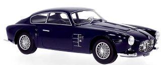 194351 MASERATI A6G 2000  1/18 ZAGATO DARK BLUE 1956