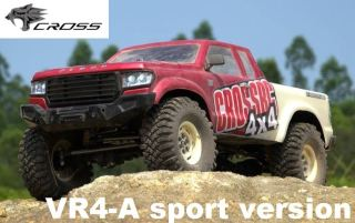 Pick Up Demon VR4-A 1/10 Sport Version in kit di montaggio