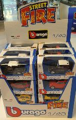 BOX FIAT 500         24pz 1/43