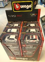 BOX AUTO RALLY ITALIANE   24pz