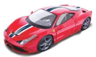 FERRARI 458 Speciale RED  1/18