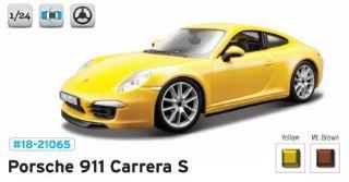 PORSCHE 911 CARRERA S     1/24