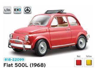 FIAT 500 L 1968           1/24