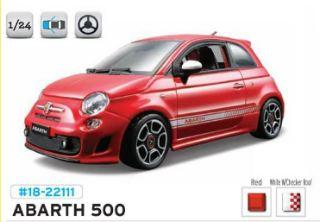 ABARTH 500                1/24