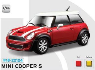 MINI COOPER S             1/24
