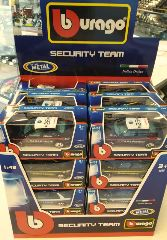 BOX SECURITY TEAM    24pz 1/43
