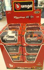 BOX AUTO RACING      24pz 1/43