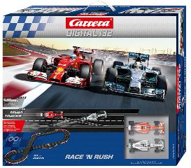 PISTA DIGITALE RACE N RUSH F1
