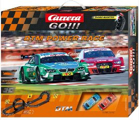 PISTA DTM POWER RACE 5,4m 1/43