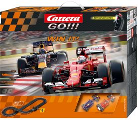 PISTA WIN IT F1 3,60mt    1/43