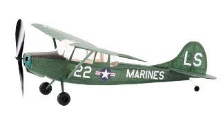 Cessna L-19 Bird Dog 535mm Balsa kit