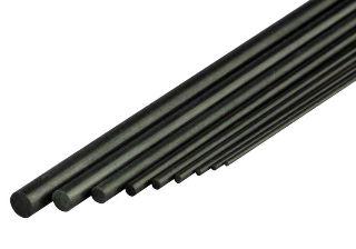 TONDINI DI CARBONIO 1,0mm 10pz